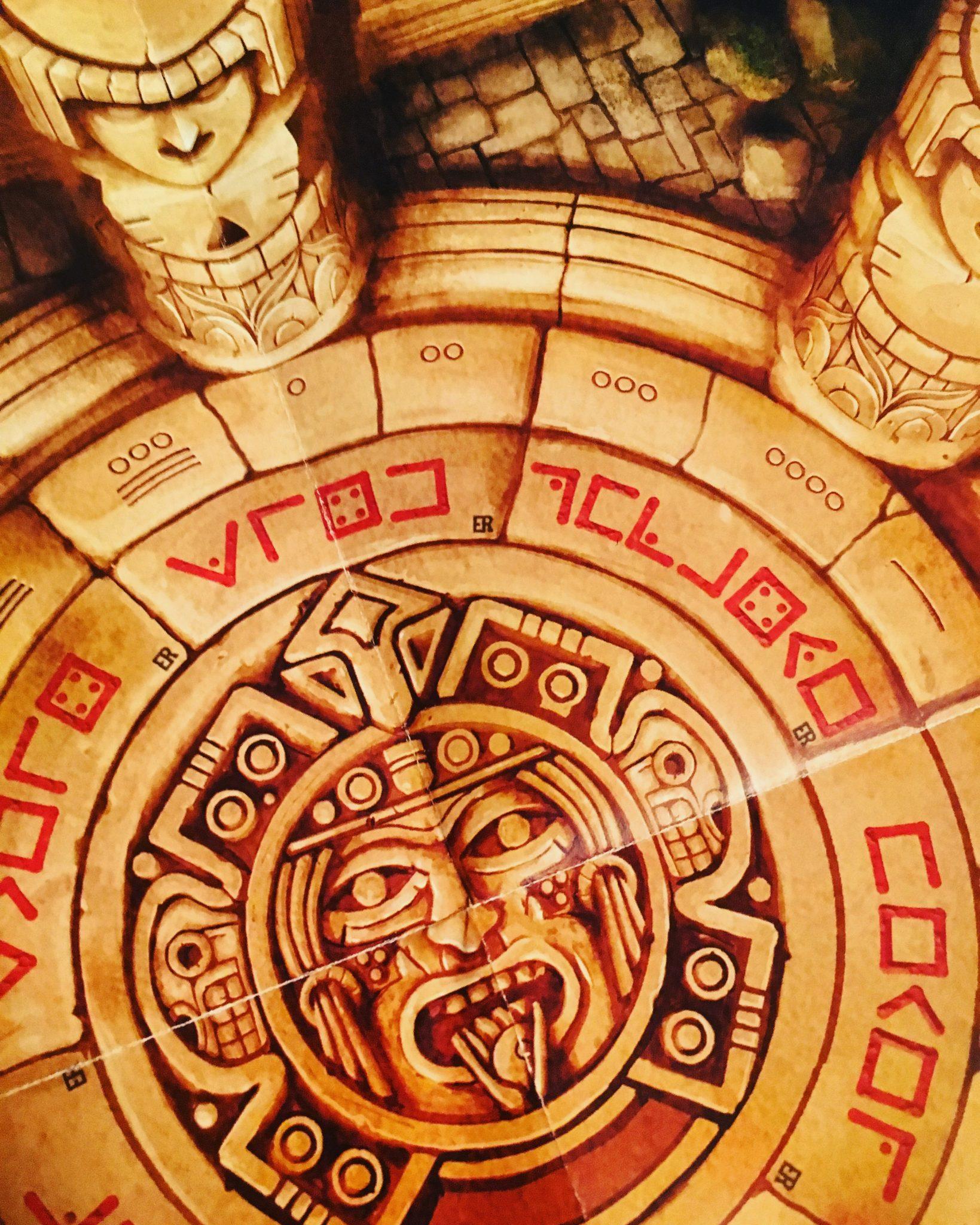 Escape Room - Das Spiel: Tempel der Azteken