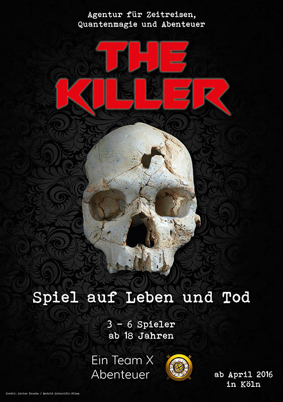Team X Köln - The Killer
