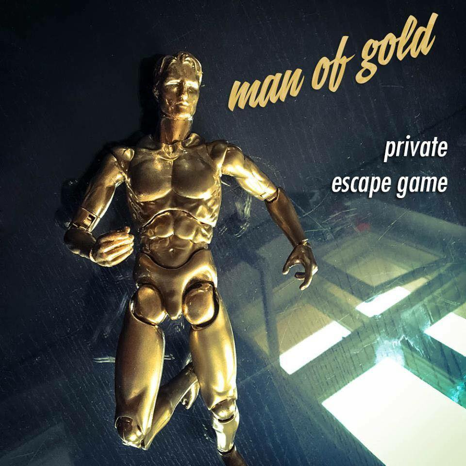 Man of Gold - Privat Escape Game