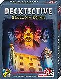 ABACUSSPIELE 38194 - Decktective - Blutrote Rosen kooperatives Krimispiel, Kartenspiel