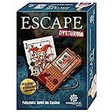 homunculus Escape Dysturbia: Falsches Spiel im Casino. Das Escape-Game mit Story für 1-8 Spieler*innen