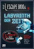 Pocket Escape Book (Escape Room, Escape Game): Labyrinth der Zeit