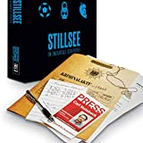 iDventure Detective Stories - Fall 3: Stillsee - Spannendes Escape Room Spiel [1–6+ Spieler] - Detektiv Krimi Spiel für Erwachsene - Gesellschaftsspiele für Kinder ab 14 Jahren