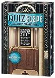 moses. QUIZscape – Das Quiz-Escape Spiel   Rätsle dich durch die Zeit l Das Escape-Game für Einsteiger l 3 spannende Zeitreise Stories für 2-5 Spieler ab 12 Jahren