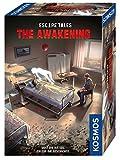 Kosmos 693008 Escape Tales - The Awakening - Löst die Rätsel. Erlebt die Geschichte. Escape-Room-Spiel, spannendes Gesellschaftsspiel ab 16 Jahre, für 1 - 4 Personen, mehrfach spielbar