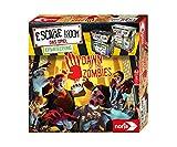Noris 606101869 - Escape Room Erweiterung Dawn of The Zombies - Familien und Gesellschaftsspiel für Erwachsene - Nur mit dem Chrono Decoder spielbar - ab 16 Jahren