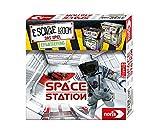 Noris 606101642 - Escape Room Erweiterung Space Station - Familien und Gesellschaftsspiel für Erwachsene - Nur mit dem Chrono Decoder spielbar - ab 16 Jahren
