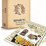 iDventure Detective Stories - History Edition - Kaifeng 982 - Spannendes Escape Room Spiel [1–6+ Spieler] - Detektiv Krimi Spiel für Erwachsene - Kinder Rätselspiele ab 14 Jahren
