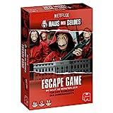 Jumbo Spiele Haus des Geldes - Das Escape Game zur Serie - Escape Room Spiel ab 14 Jahren