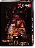 X-SCAPE - Das Atelier des Magiers - Escape Room Spiel für 1-5 Spieler ab 12 Jahren - Level: Fortgeschrittene