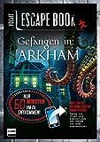 Pocket Escape Book (Escape Room, Escape Game): Gefangen in Arkham
