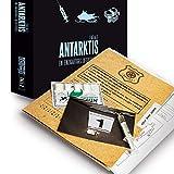 iDventure Detective Stories - Fall 2: Antarktis Fatale - Spannendes Escape Room Spiel [1–6+ Spieler] - Detektiv Krimi Spiel für Erwachsene und Kinder ab 14 Jahren - 2. Auflage