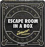 Mattel Games FWK72 - Escape Room In A Box Das Werwolf-Experiment, für 2 - 8 Spieler, ab 13 Jahre