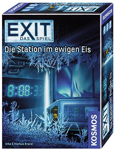 exit das spiel die station im ewigen eis escape maniac. Black Bedroom Furniture Sets. Home Design Ideas