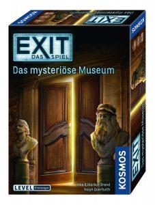 Exit - Das Spiel: Das mysteriöse Museum*