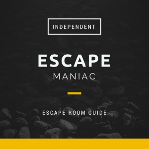 Escape Maniac Logo
