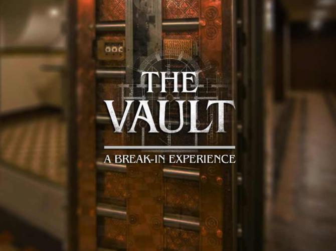 Sherlocked - The Vault