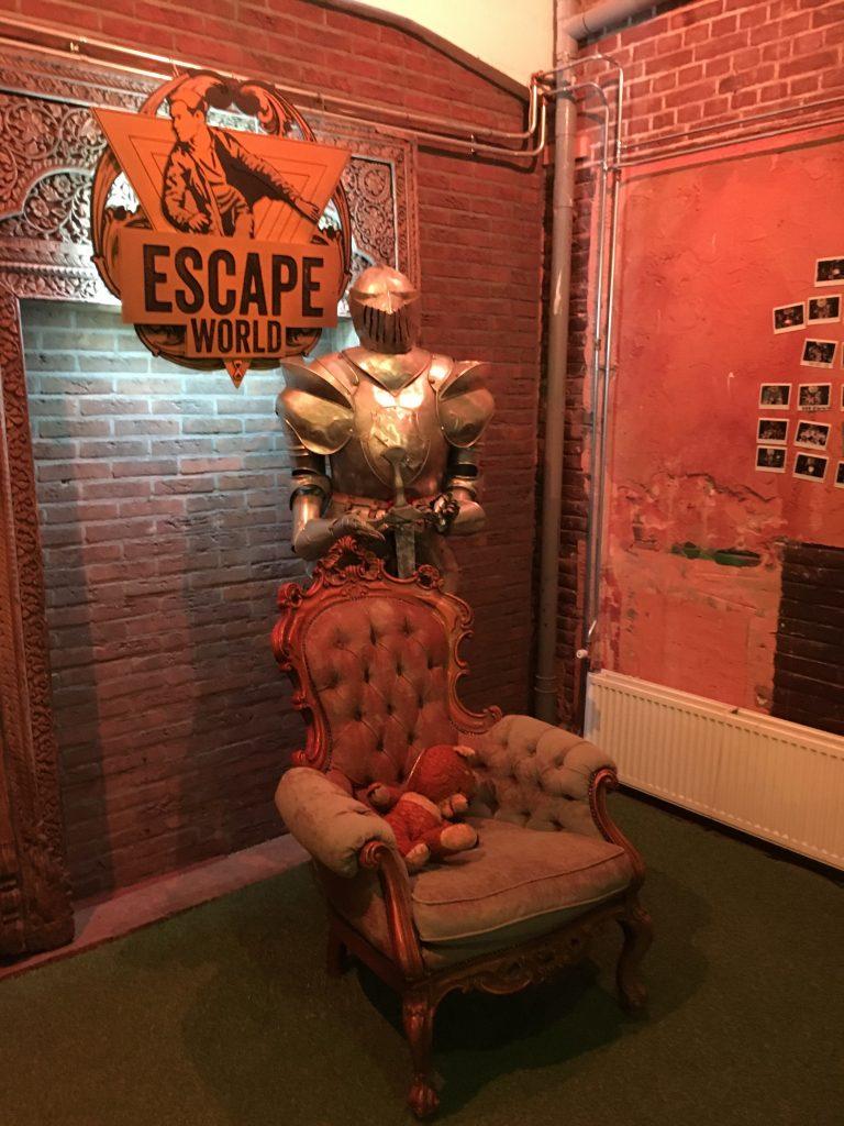 Escape World Amsterdam