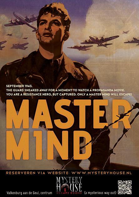 master mind - mystery house valkenburg