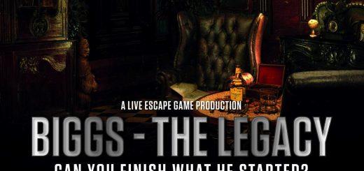 Biggs - The Legacy - Exit Berlin