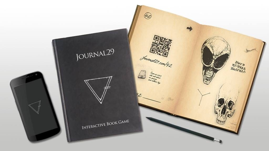 Journal 29 - Journal 29: Interactive Book Game