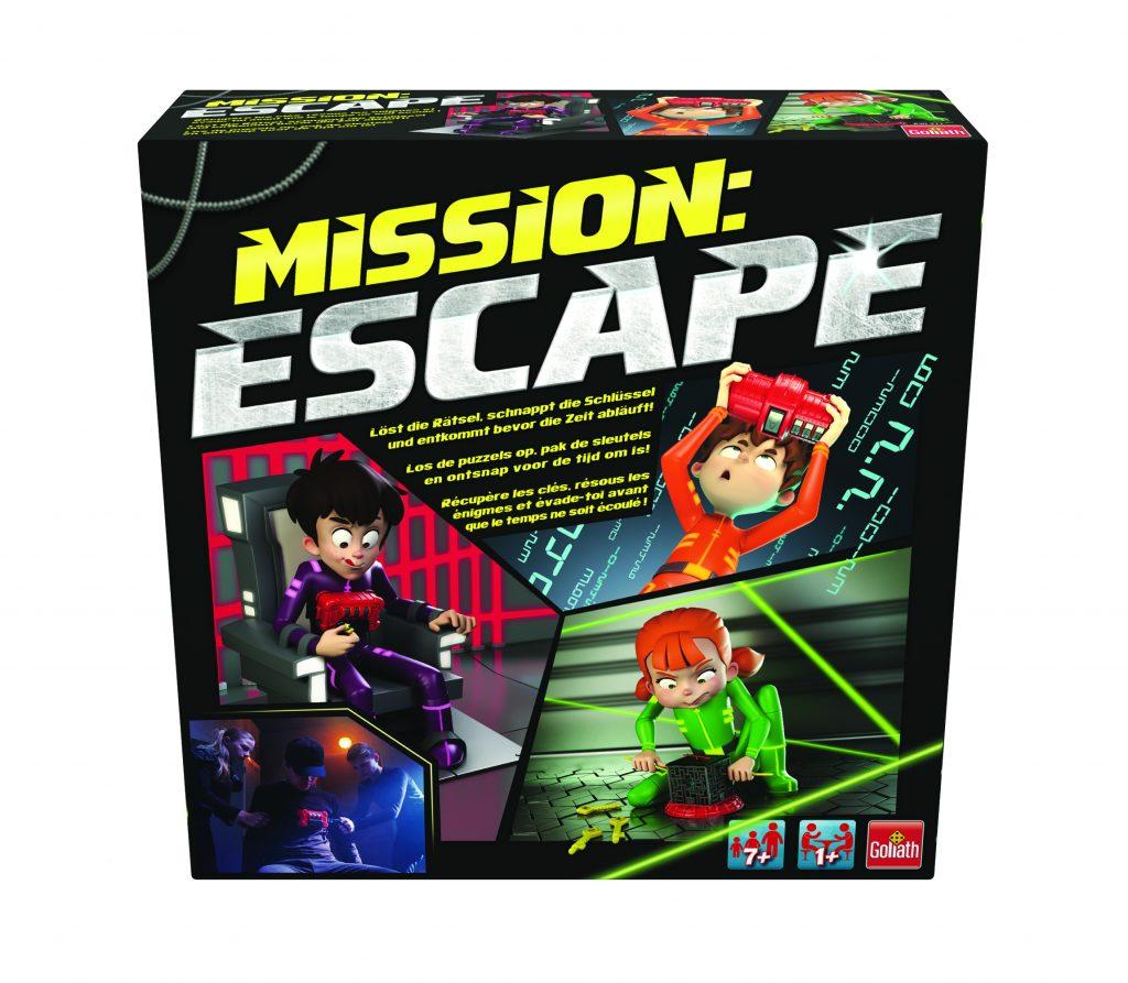 im test mission escape das escape room spiel f r. Black Bedroom Furniture Sets. Home Design Ideas