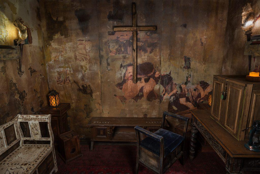 Final Escape - Das Geheimnis der toten Mönche