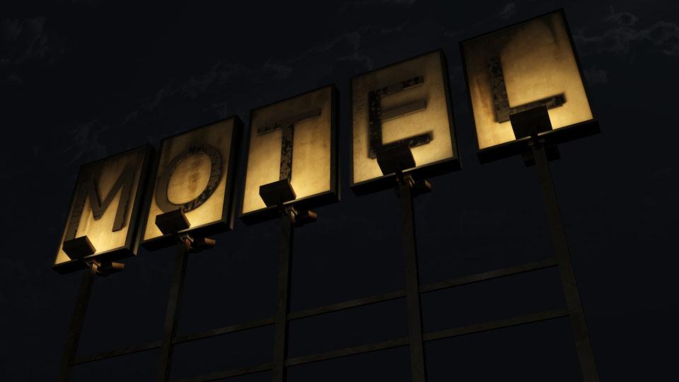 Locked Room - Motel