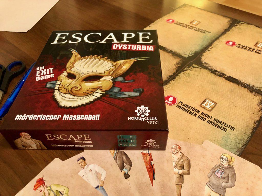 Neue Escape Spiele