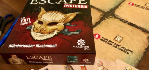 Escape Dysturbia