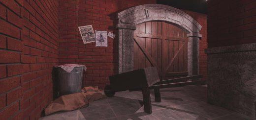 Jack the Ripper Escape Room