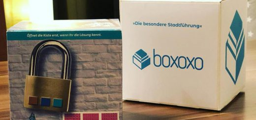 Boxoxo - Prototyp (Material nicht final)