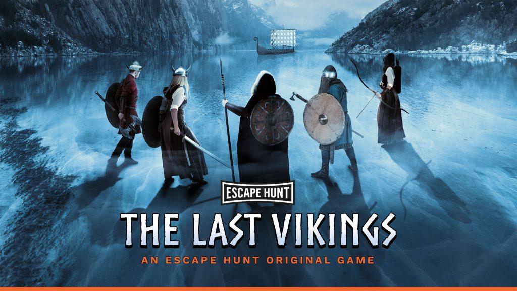 The Last Vikings - Escape Hunt