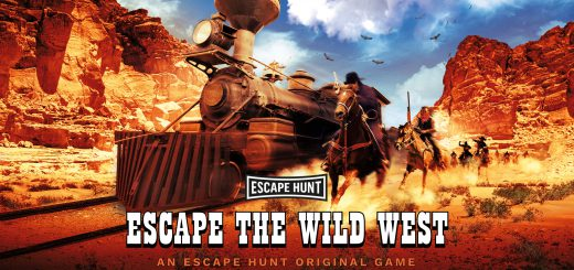 Escape Hunt - Escape to the West - Escape Room Edinburgh