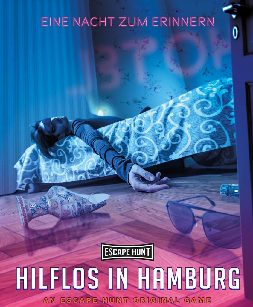Hilflos in Hamburg Escape Game Bielfeld