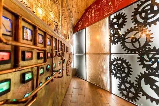 Time Machine - Picture of Mystique Room